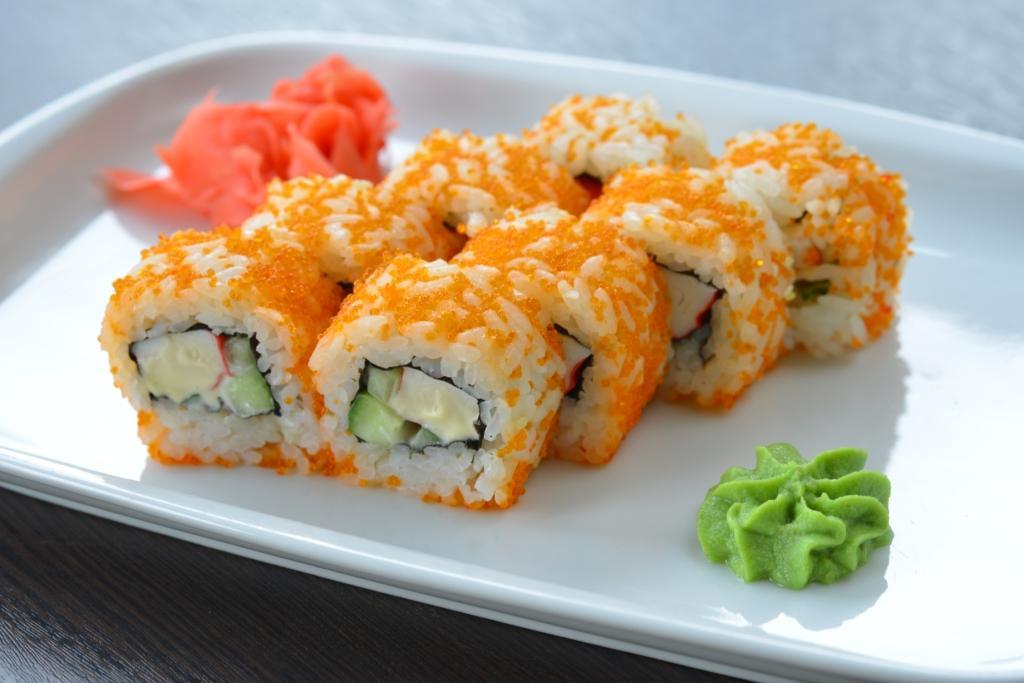 вкусно суши омск